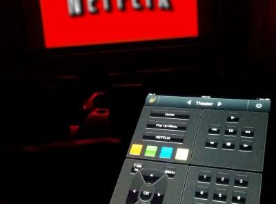 netflix page theater